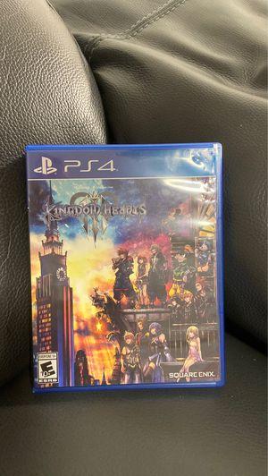Kingdom Hearts 3 for Sale in Hialeah, FL