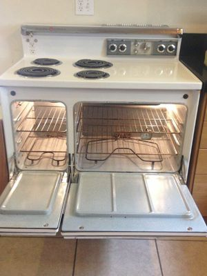 1950s GE Electric Stove and double oven for Sale in Tempe, AZ