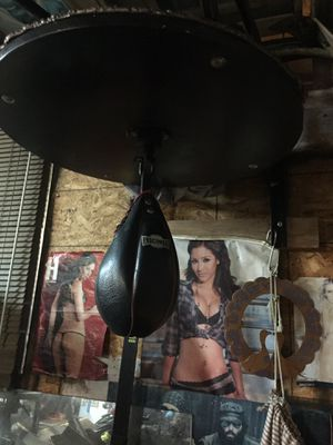 Speed bag for Sale in Whittier, CA