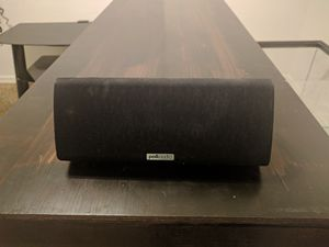 Polk Audio RM7 center channel speaker for Sale in Phoenix, AZ