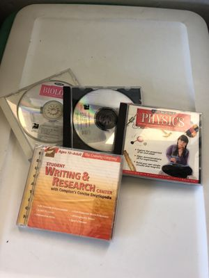 PC Learning Discs for Sale in Santa Maria, CA