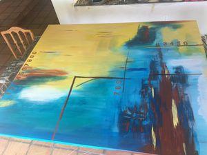 Acrylic Painting for Sale in Phoenix, AZ
