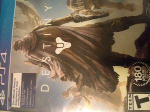 Destiny ( PS4 ) video game for Sale in Seattle, WA