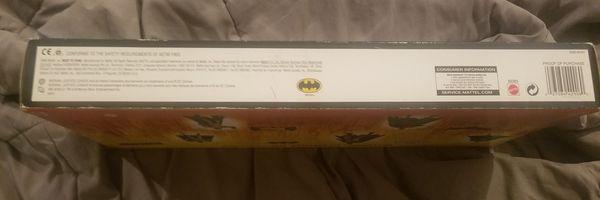 Exclusive Batman Ultimate Collection Set of 5 Batman Figurines (Never Opened)