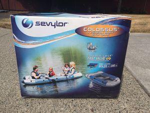Sevylor Colossus 4-Person Boat for Sale in Oak Grove, OR