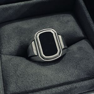 David Yurman Black Onyx Deco Signet Ring for Sale in Allison Park, PA
