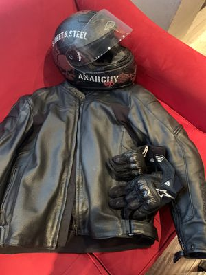 motorcycle jacket daineze for men for Sale in Houston, TX