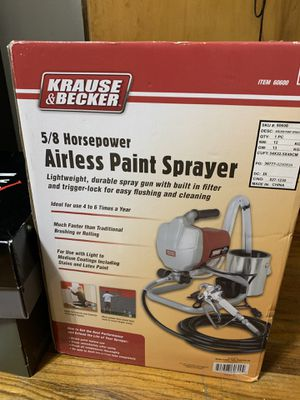 Paint sprayer for Sale in Burien, WA