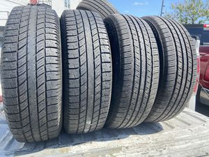 4 used 225/70/16 tire uniroyal tiger paw tire for Sale in Philadelphia, PA