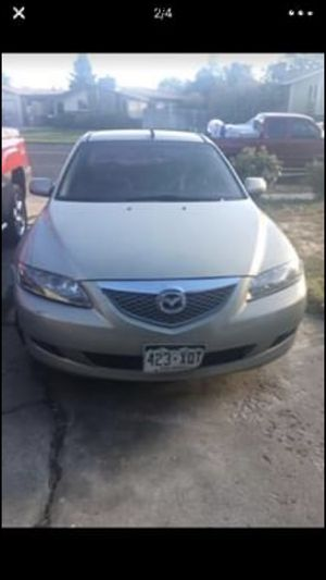 2005 Mazda 6 for Sale in Aurora, CO