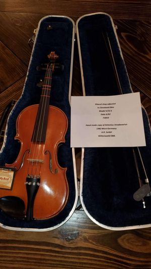 Vintage violin nice condition for Sale in Houston, TX