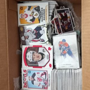 Nhl Cards Rookies And Inserts (Crosby,ovechkin,ect) 300+ Cards ONLY SHIP for Sale in Glendale, AZ