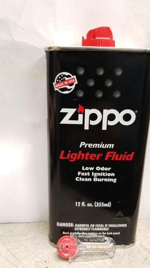 Zippo starter kit for Sale in Brook Park, OH