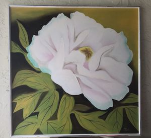 Flower painting for Sale in Lake Worth, FL