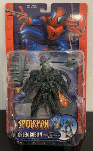 Rare Collectible - Green Goblin Action Figure for Sale in Queens, NY