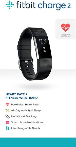 Fitbit Charge 2 for Sale in Jersey City, NJ
