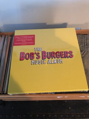 Bob's Burger Music Album for Sale in Seattle, WA
