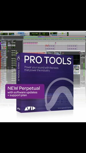 Pro tools full verson 12.6 for Sale in Raleigh, NC