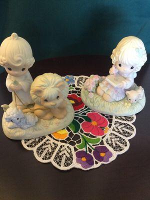 Love Precious Moments 💕🎁🎈 Collectors figurines 2 for Sale in Springfield, VA