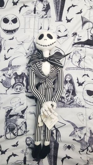 Disney's The Nightmare before Christmas jack plush for Sale in Ontario, CA