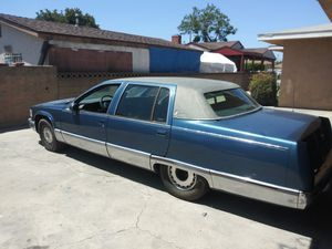 Low rider. Cadillac fleetwood 1993 for Sale in Inglewood, CA