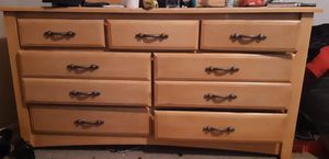 Dresser with mirror for Sale in Denver, CO