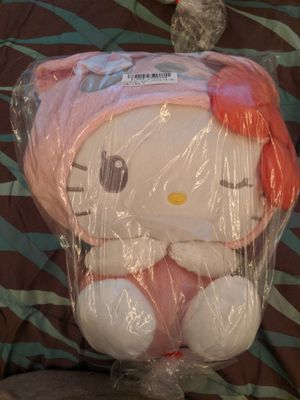 Hello Kitty plushy for Sale in Chandler, AZ