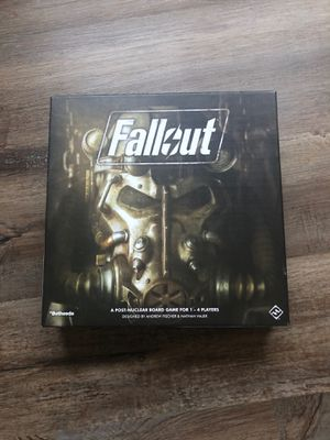 Fallout board game for Sale in Avon, IN