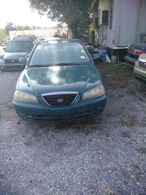 2006 Hyundai elantra parts for Sale in Tampa, FL