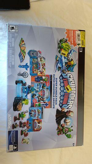 Skylanders trap team super bundle ps3 for Sale in North Ridgeville, OH