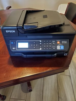 Epson Printer WF-2630 for Sale in Clovis, CA