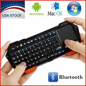 Mini Wireless Bluetooth Keyboard Touchpad iOS Android Windows Portable Backlit for Sale in Pomona, CA