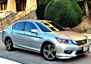 Immaculate condition 2013_Accord V6, 3.5 for Sale in Los Angeles, CA