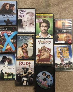 DVD's for Sale in Raleigh, NC