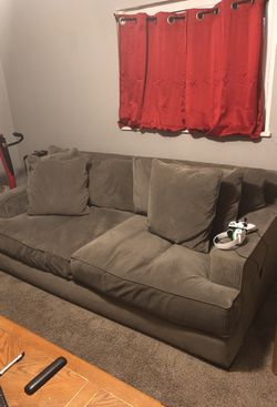 Grey Suede Couch Set! for Sale in Columbus,  OH