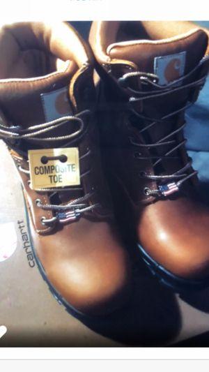 Carhartt Boots brand new size 11 for Sale in Burlington, NJ