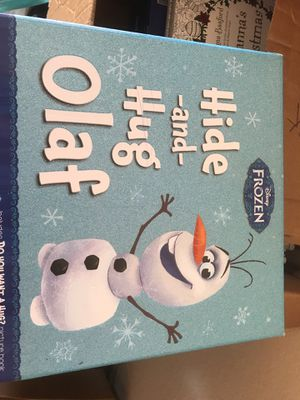 Hide and hug Olaf for Sale in Midwest City, OK