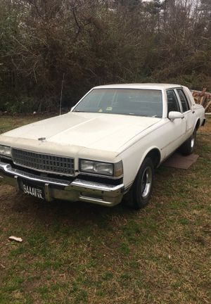 88 Chevy caprice classic ls brougham for Sale in Amelia Court House, VA