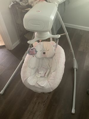 Electric Baby Swing for Sale in Arlington, TX