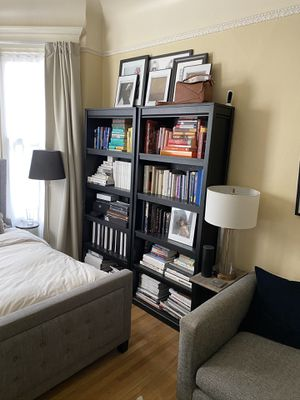 2 Crate and Barrel Bookshelves for Sale in San Francisco, CA