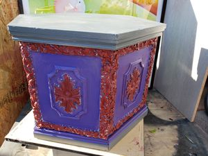 Custom vintage endtable for Sale in Las Vegas, NV