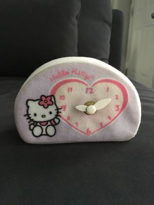 """""""Hello Kitty"""" Clock for Sale in Dearborn Heights, MI"""