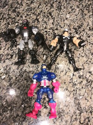 Hasbro Marvel 2013 action figure lot for Sale in Germantown, MD