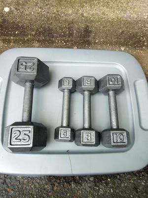 Weights for Sale in Hyattsville, MD