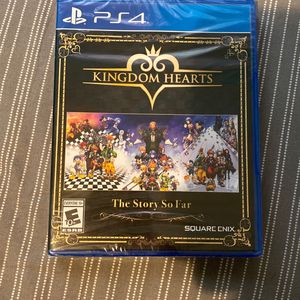 Kingdom Hearts The Story So Far Collection PS4 New Sealed for Sale in Miami, FL