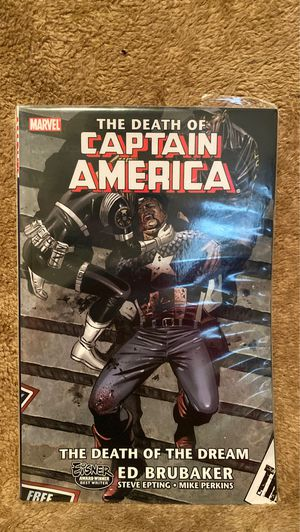 The Death of Captain America for Sale in New York, NY