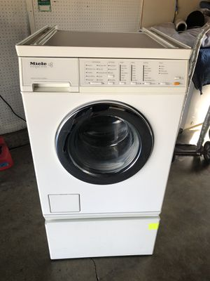 Miele touchtronic Washer&dryer for Sale in San Diego, CA