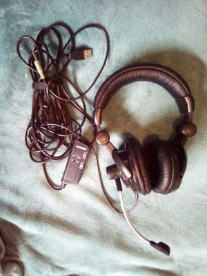 Gaming Headphones and Microphone by dreamGEAR for Sale in Westminster, CO