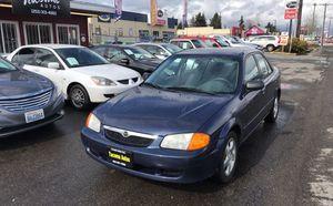 2000 Mazda protege ES clean title for Sale in Tacoma, WA