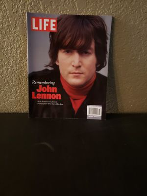 Life Edition - Remembering John for Sale in Puyallup, WA